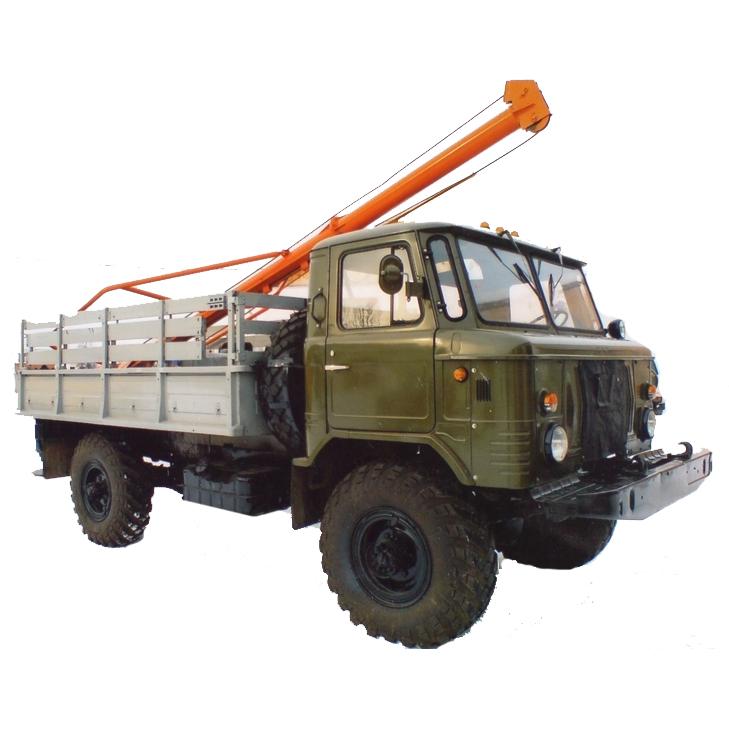 Аренда  Ямобур вездеход ГАЗ-66