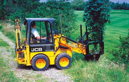 Экскаватор-погрузчик jcb 2 cx