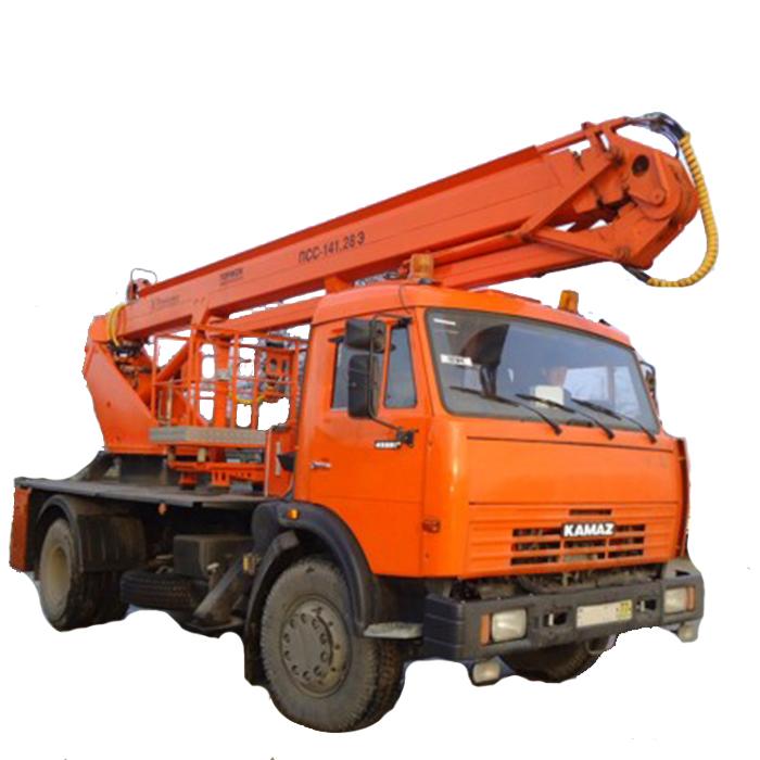 Аренда Автовышка АТ-300, 32м