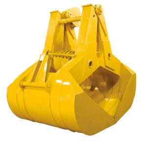 Аренда Колесный экскаватор Caterpillar-315 с грейфером