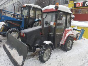Уборка территории и вывоз снега evroplus.moscow