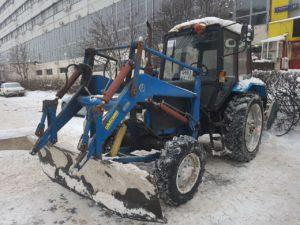Уборка территории evroplus.moscow