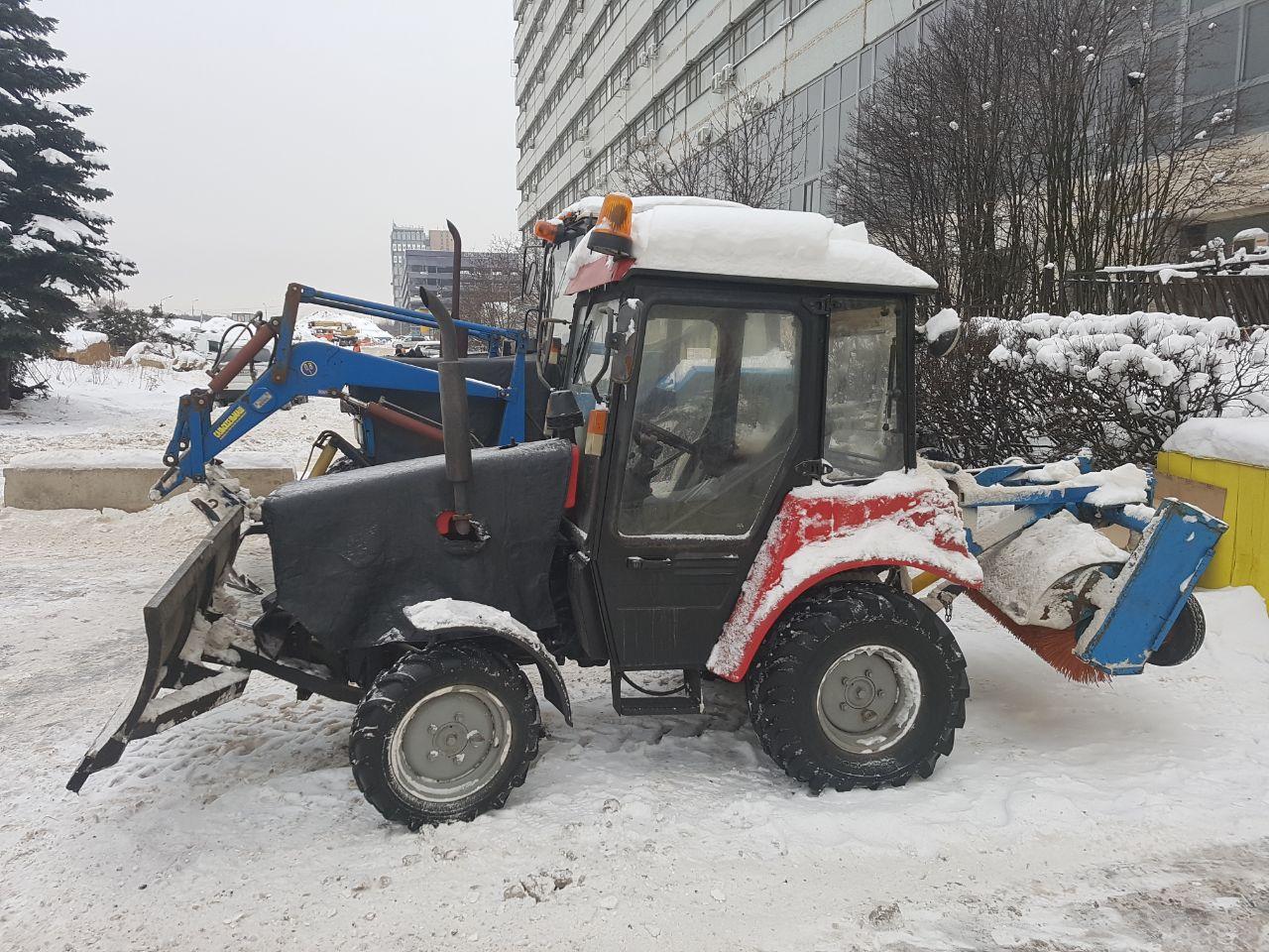Вывоз снега evroplus.moscow